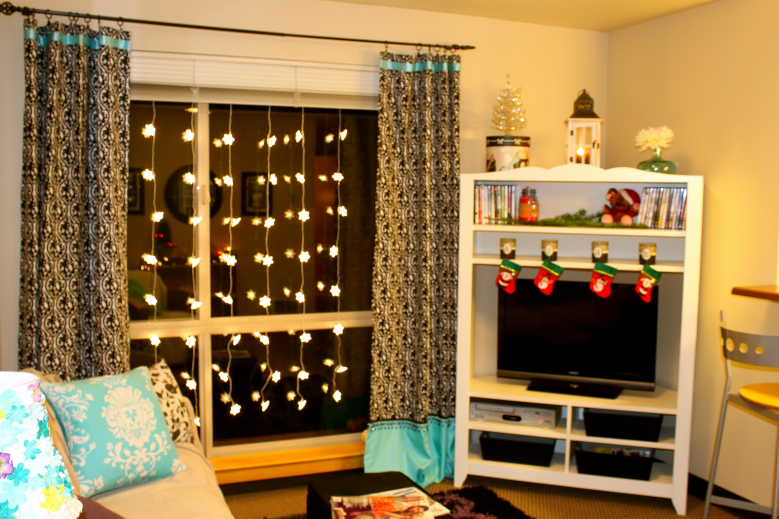 Exceptionnel Featured Image Of Easy Apartment Christmas Decorations
