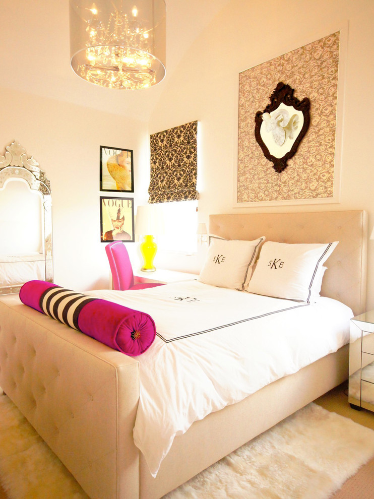 Featured Image of Elegance Girl Bedroom Theme