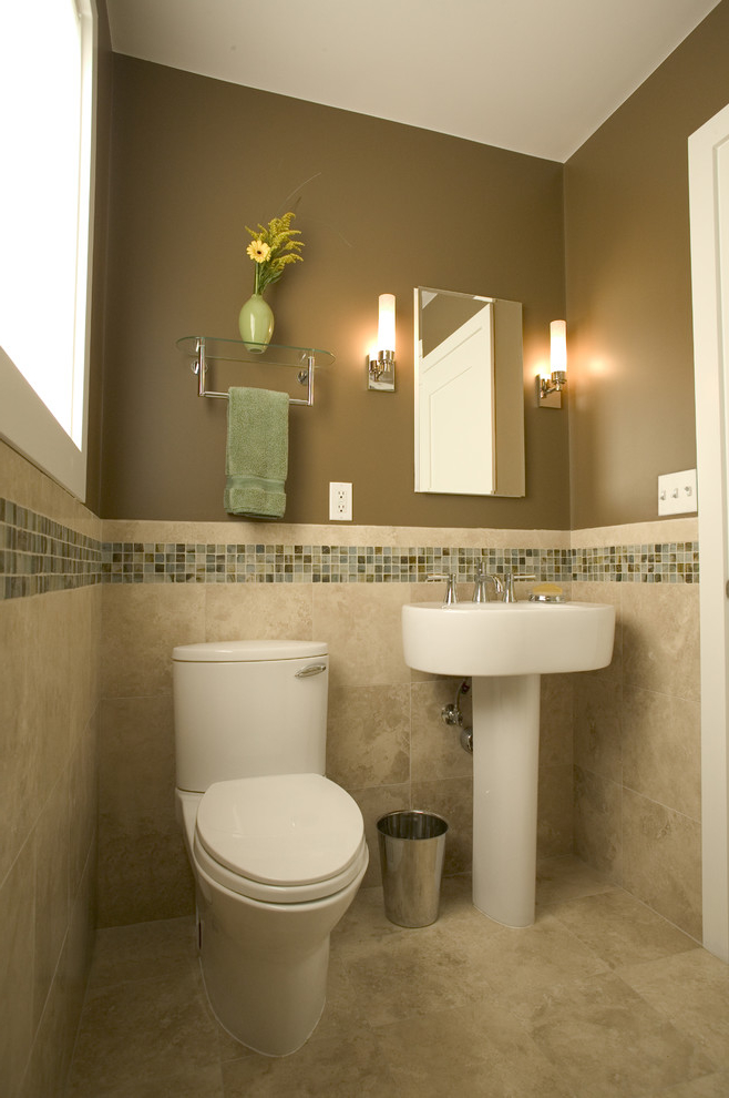 Featured Image of Elegance Tiny Bathroom