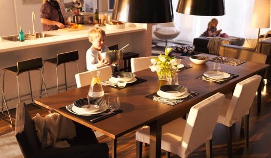 Featured Image of Elegant Dining Room Design Trends
