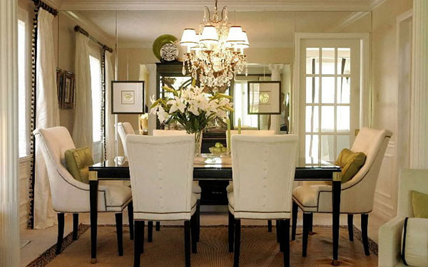 Featured Image of Elegant Dining Room Lighting Ideas