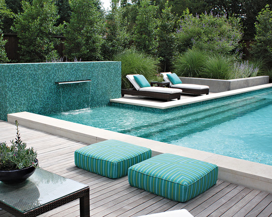 Elegant Green Swimming Pool Design Ideas 7324 House