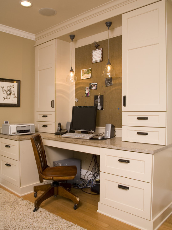 Featured Image of Elegant Minimalist Home Office Interior Ideas