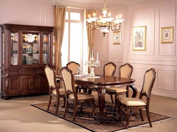 Featured Image of Elegant Modern Dining Room Decoration Ideas
