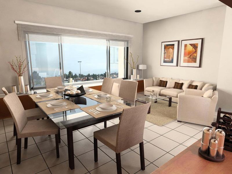 Featured Image of Elegant Modern Dining Room Furniture Ideas