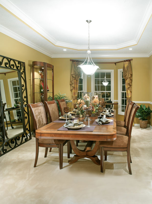Featured Image of Elegant Modern Dining Room Interior Ideas