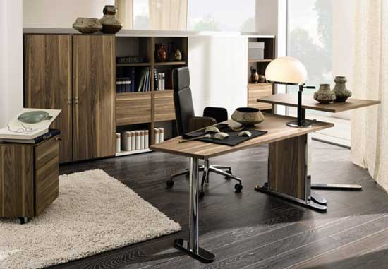 Featured Image of Elegant Modern Home Office Interior Ideas