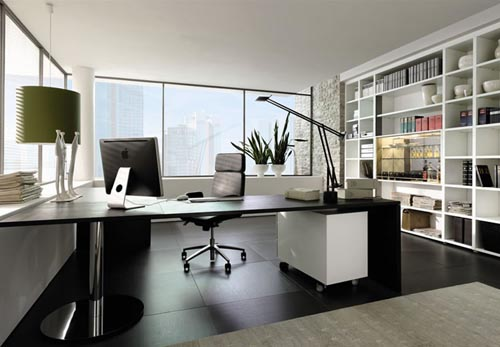 Featured Image of Elegant Office Design Decoration Ideas