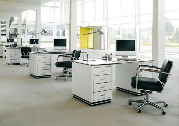 Featured Image of Elegant Office Furniture Design Ideas