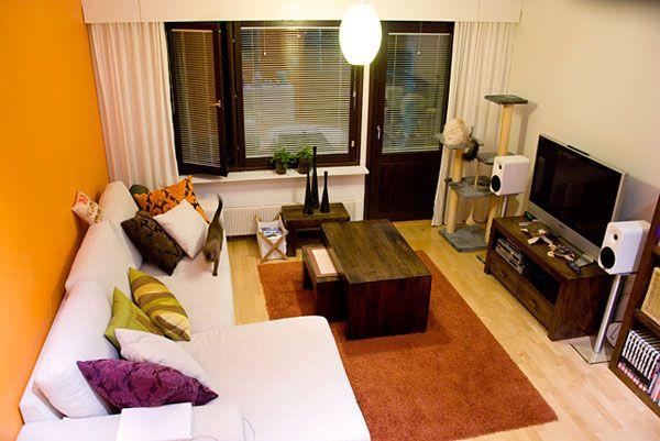 Featured Image of Elegant Simple Living Room Interior