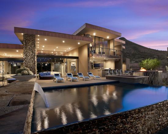 Featured Image of Elegant Swimming Pool Design Ideas
