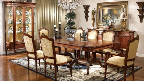 Featured Image Of Empire Style Dining Room Furniture Ideas