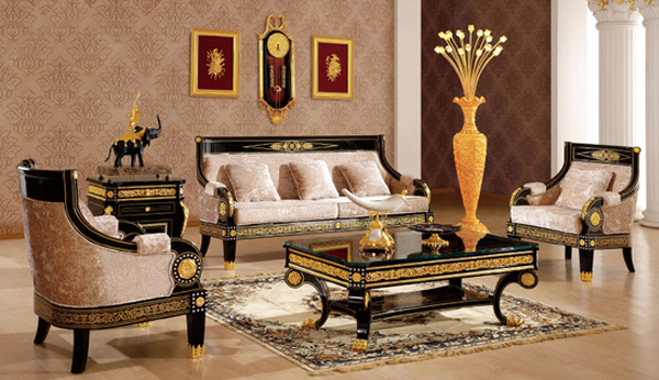 Featured Image of Empire Style Living Room Furniture Ideas