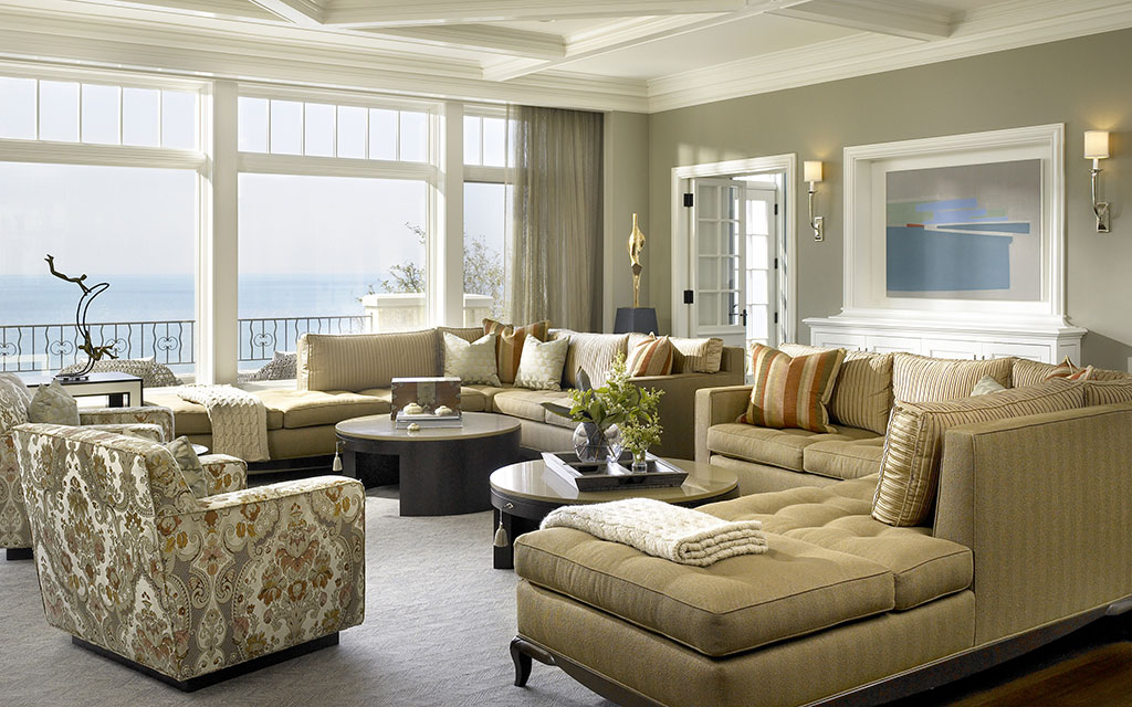 Featured Image of European Living Room Mediterranean Style
