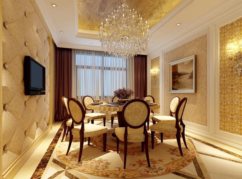Featured Image of European Luxury Dining Room Ideas
