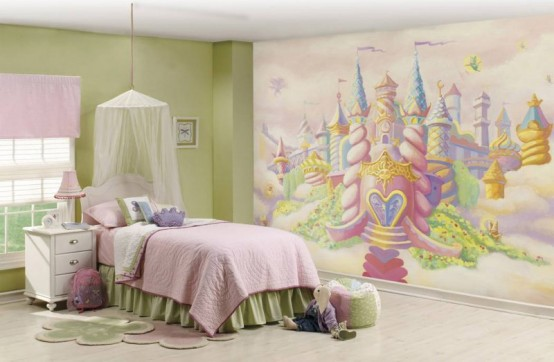 Featured Image of Fairy Tales Children Room Decoration