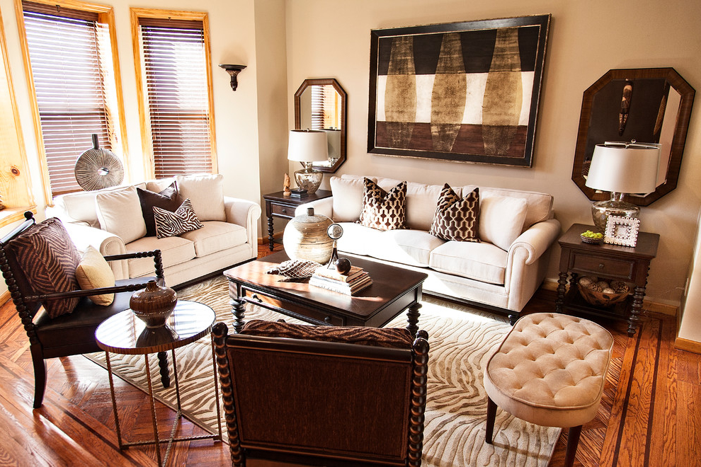 Featured Image of Formal Living Room African Theme Inspired