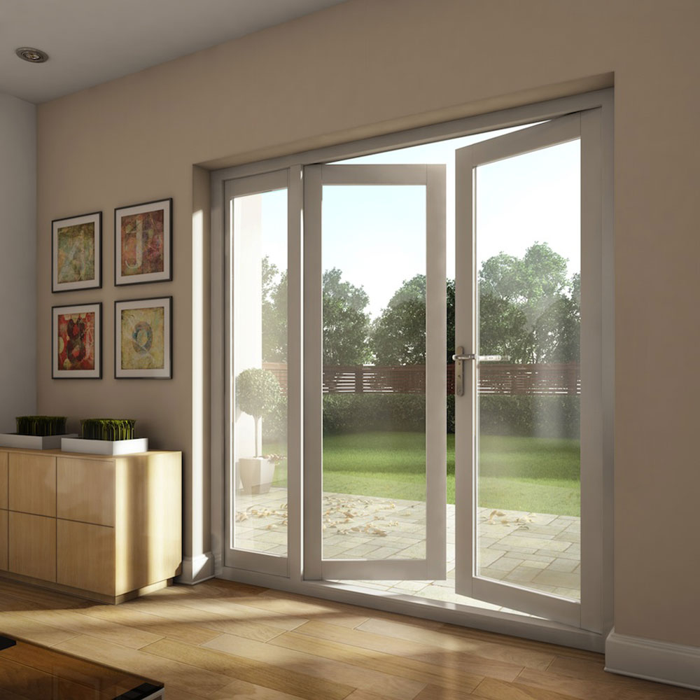 Featured Image of French Door Design Concept