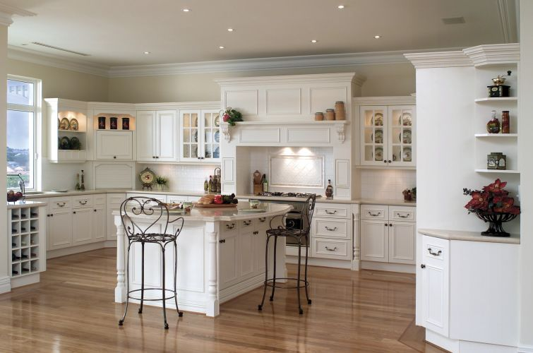 Featured Image of French Rural Kitchen Design