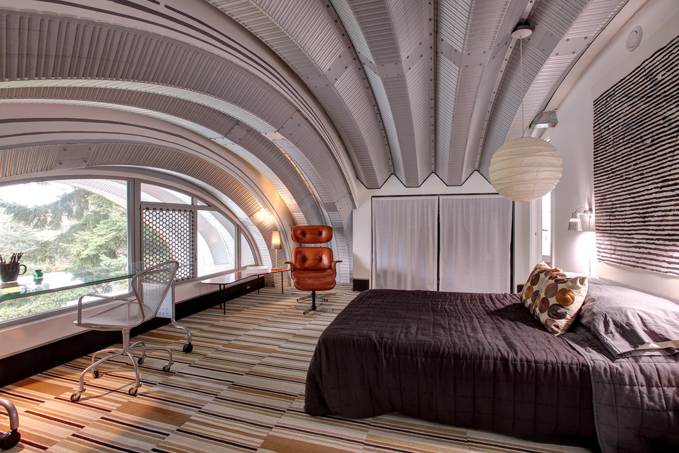 Featured Image of Futuristic Bedroom Interior Design