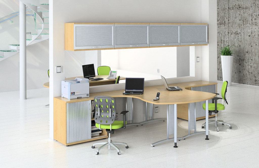 Featured Image of Futuristic Modern Office Interior Furniture