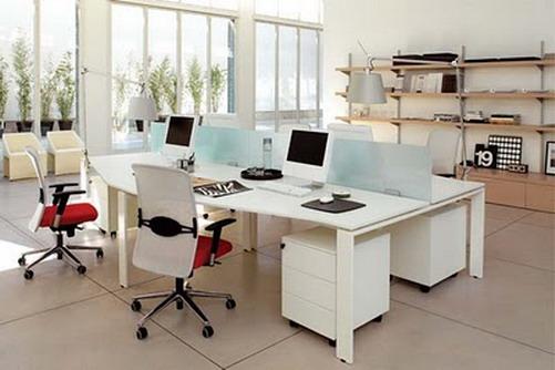 Featured Image of Futuristic Office Interior Design