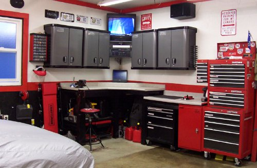 Featured Image of Garage Interior Design Ideas