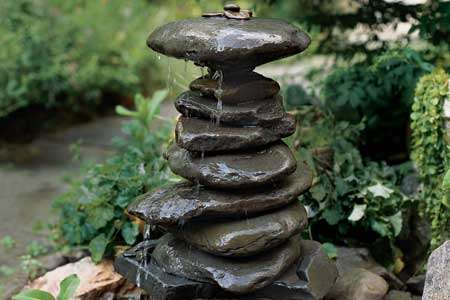 Featured Image of Garden Fountains Inspiration Creative Ideas