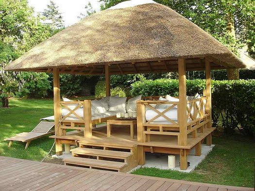Featured Image of Garden Gazebo Design Ideas