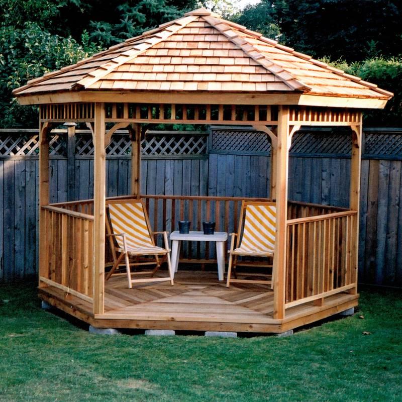 Featured Image of Garden Gazebo Ideas