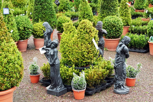 Featured Image of Garden Statue Decoration Ideas