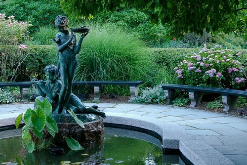 Featured Image of Garden Statue Ideas