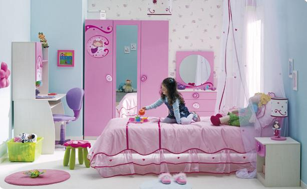 Featured Image of Girls Bedroom Decorating Style