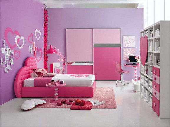 Featured Image of Girls Bedroom Design Ideas