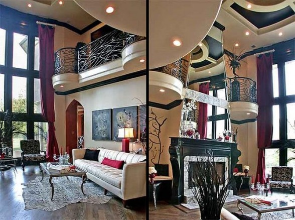Featured Image of Gothic Interior Design Ideas