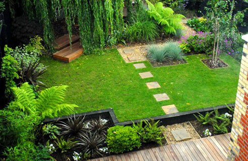 Featured Image of Green Garden Simple Ideas
