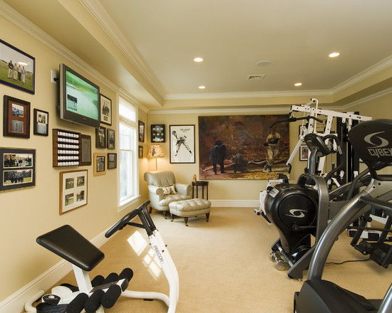 Featured Image of Gym Basement Remodeling Ideas