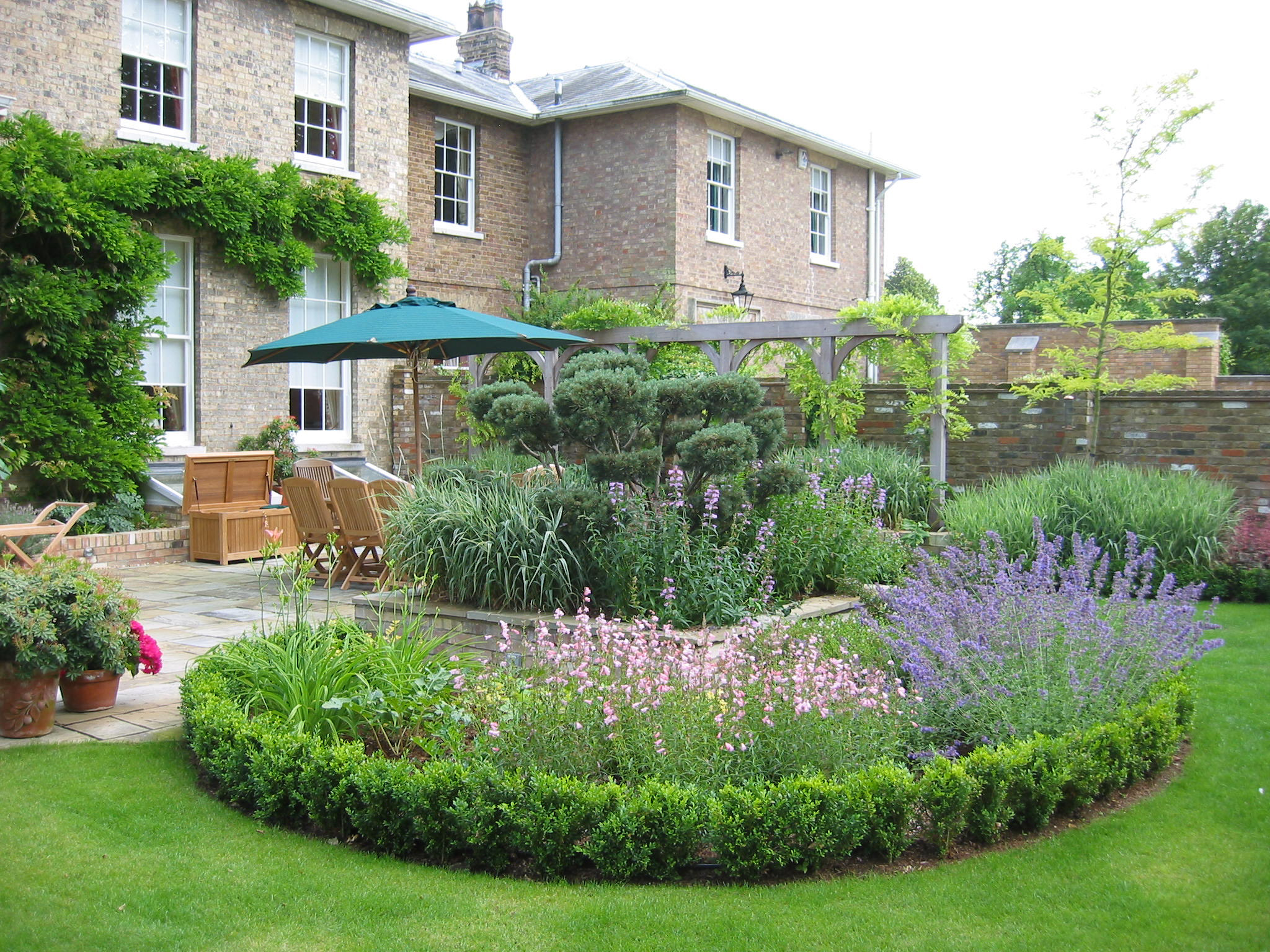 Featured Image of Home Green Garden Ideas