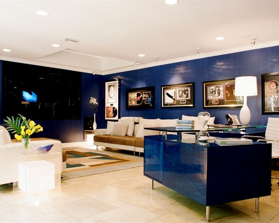 Featured Image of Home Interior Blue Paint Ideas