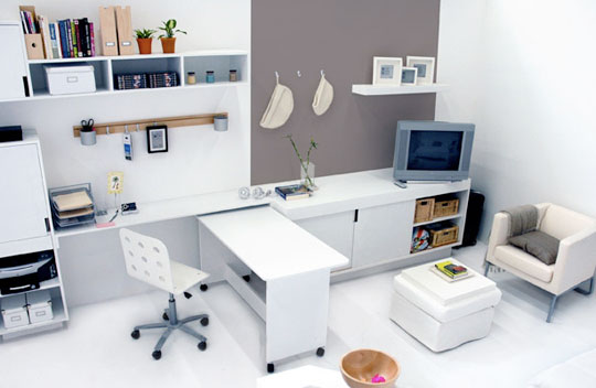 Featured Image of Home Office Furniture Ideas