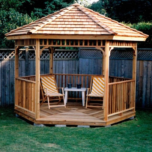 Featured Image of Home Recreation Garden Gazebo Ideas