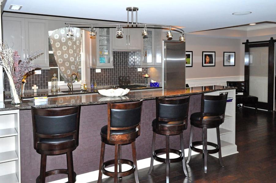 Featured Image of Impressive Basement Design To Modern Kitchen