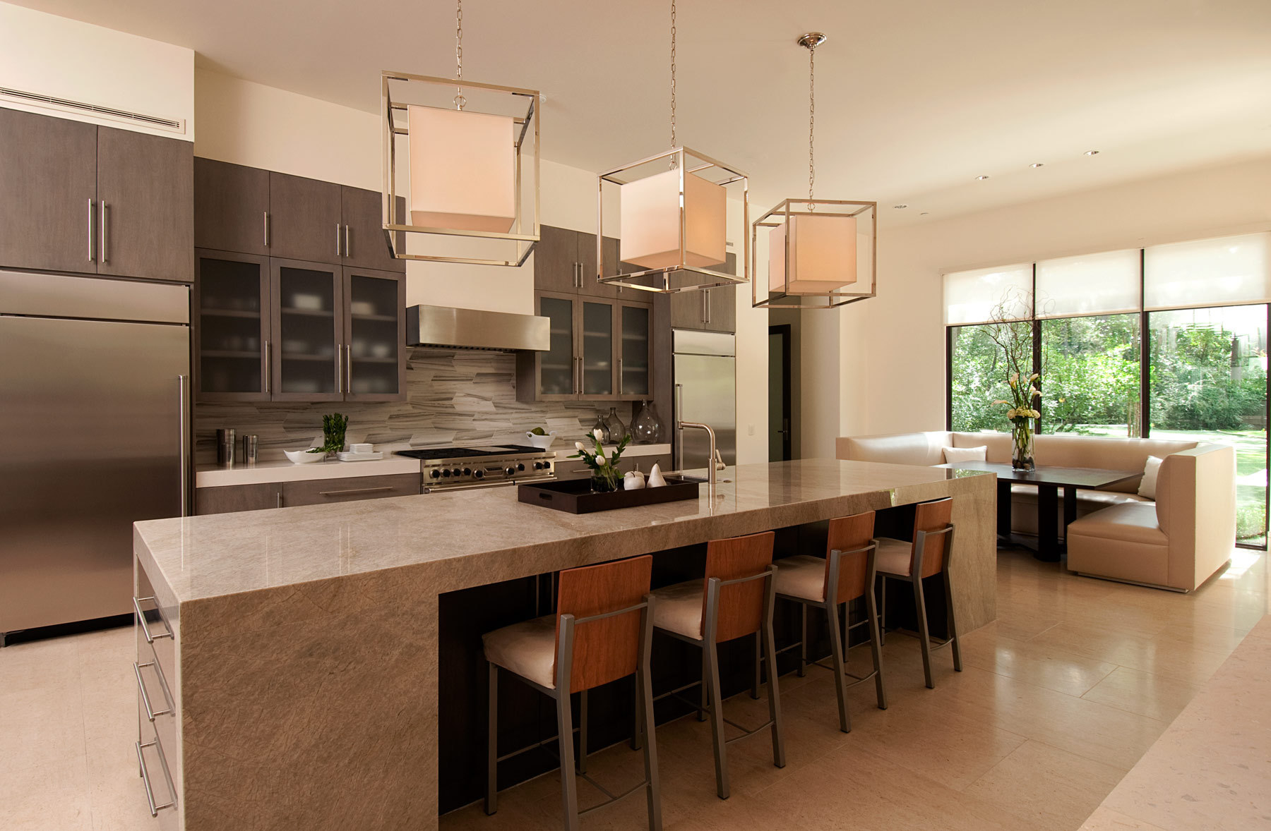 Featured Image of Innovative Modern American Kitchen Interior