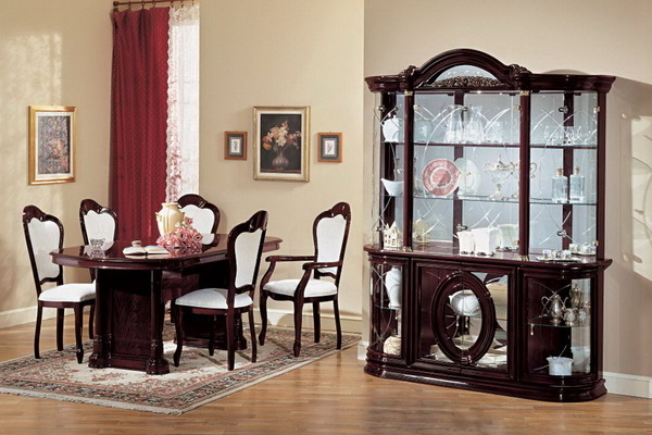 Featured Image of Italian Dining Room Furniture And Cabinet Ideas