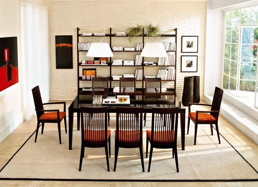 Featured Image of Italian Dining Room Minimalist Look