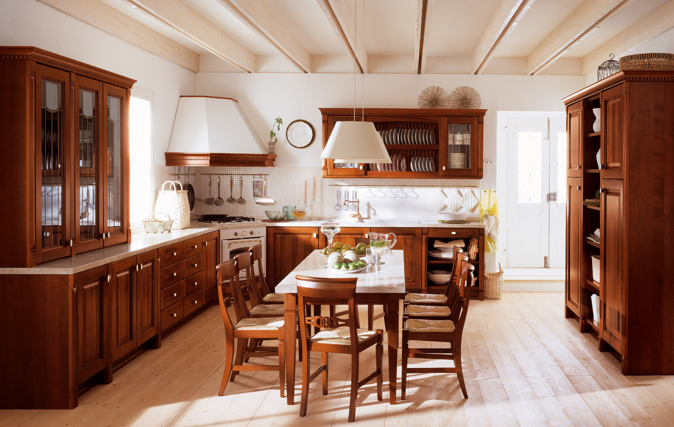 Featured Image Of Italian Kitchen And Dining Room