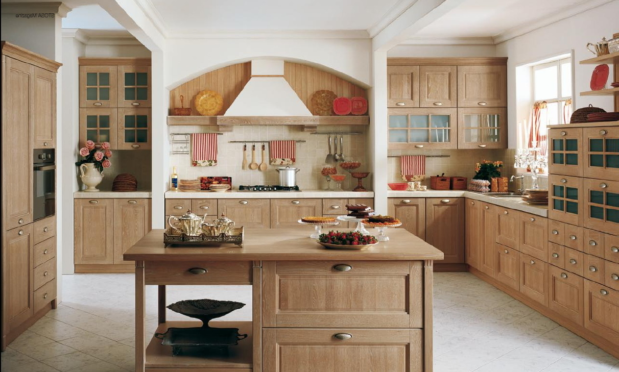 Featured Image of Italian Kitchen Styles