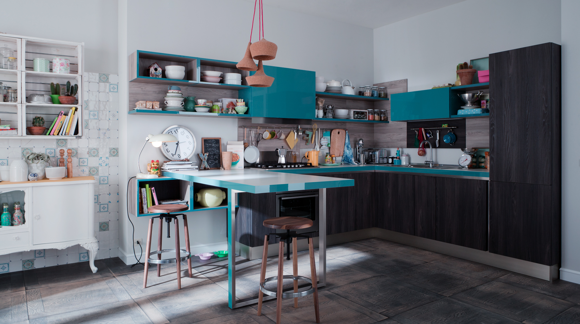 Featured Image of Italian Kitchen For Apartment