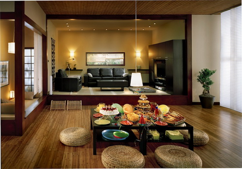 Japanese Dining Room Furniture Ideas (Photo 1 of 1)