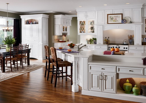 Featured Image of Kitchen Cabinets Colors And Styles